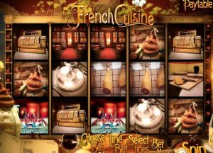 French Cuisine Slot from Blue Gem Software Reviewed