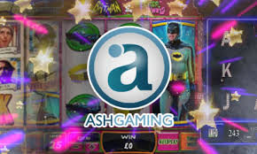 Play diverse games and great slots from Ash Gaming
