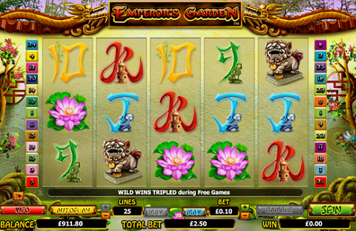 A Basic Guide for Players of Emperors Garden Online Slot