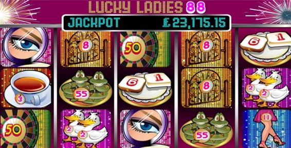Lucky Ladies 88 Slot Basics Online for Players