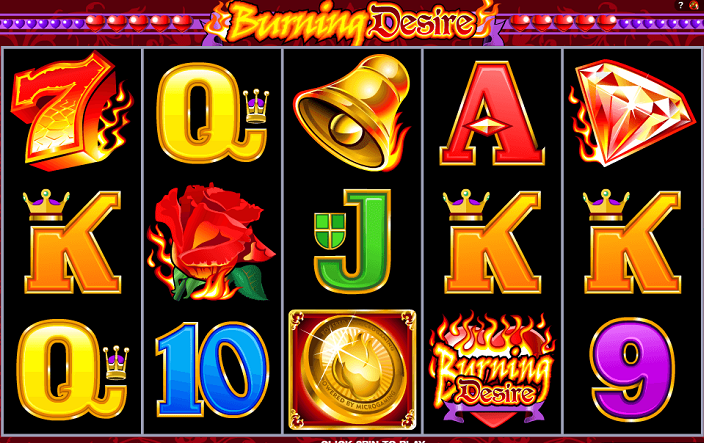 Find out the Review of Burning Desire Slot